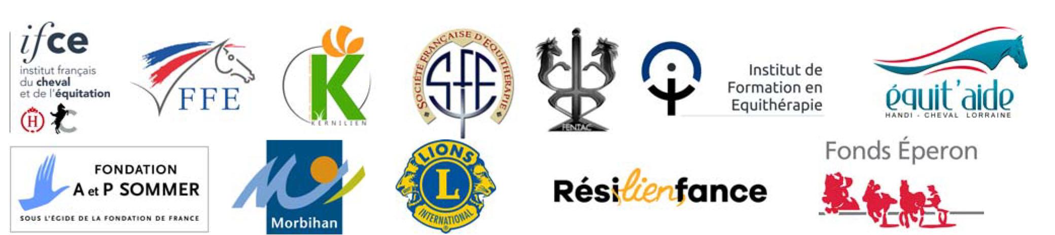 logos partenaires equimeeting mediation 2018